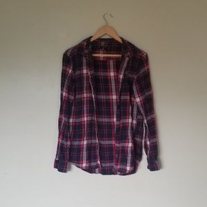 Soft Flannel Shirt